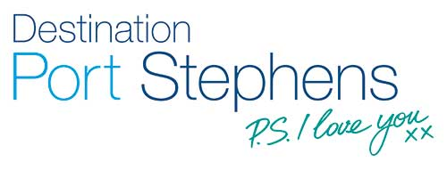 Spark CoWork - Destination Port Stephens logo