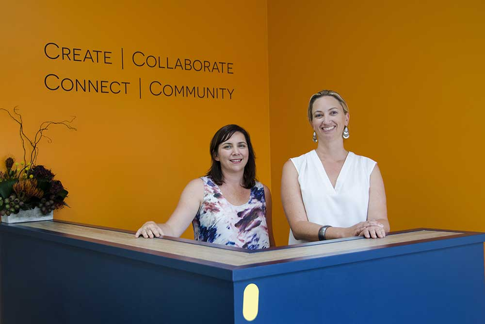 Spark CoWork - Inside The Space